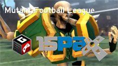 Mutant Football League at PAX Prime 2015 - on GeekGamerTV