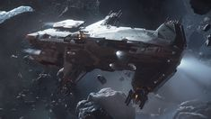 The most successful entertainment crowdfunding campaign just keeps on growing! Star Citizen , the insanely ambitious and seemingly always . Star Citizen, Space Ship Concept Art, Concept Ships, Concept Cars, Spaceship Art, Spaceship Design, Star Wars, Starship Concept, Sci Fi Spaceships