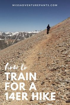 stoked to bag some Colorado ? here's a training plan & advice on endurance training and strength training Hiking Training, Endurance Training, Training Plan, Strength Training, Thru Hiking, Camping And Hiking, Camping Gear, Camping Equipment, Camping Hacks
