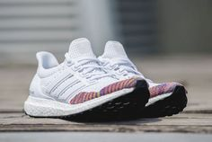 adidas Ultra Boost ST Primeknit: White