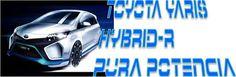 """Dos puntos siempre han sido los discutibles en vehículos híbridos, el primero es su autonomía limitada y el segundo su falta de potencia, y ambos ya han sido superados.  Con el Toyota Yaris Hybrid - R incluso se va más allá, erogando hasta 420 caballos de fuerza en ciclo combinado, lo que es una verdadera locura para un vehículo """"chico""""."""