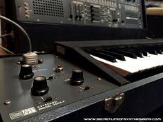 Arp 2600 Keyboard model 3604-P...