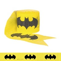 Batman Party Supplies - Batman Birthday - Party City, I like the streamers, batarangs and bracelets!
