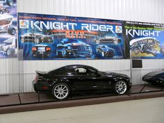 KITT Knight Rider Mustang