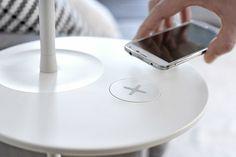 IKEA: decorar e carregar… telemóveis!