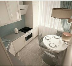 Interior Home Design Trends For 2020 - New ideas Apartment Kitchen, Home Decor Kitchen, Apartment Design, Interior Design Living Room, Küchen Design, House Design, Best Kitchen Designs, Small Apartments, Interiores Design