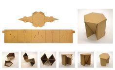 eco-stool - kiyoshi design