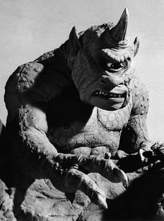 Cyclops (Ray Harryhausen) I love the cyclops so much, I wish my wife had only one eye!