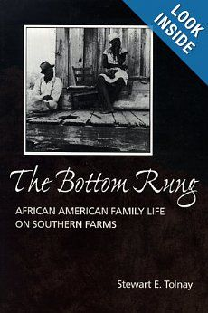 African american bottom family farm life rung southern