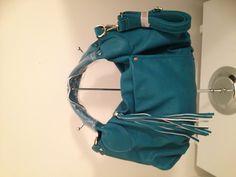 Turquoise hobo