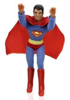 Toys & Hobbies Honest Superman Clark Kent Kal-el Anime Figure Pvc Figures Model Collection Action Toy Figures Toys Boys Girls Kids Lover Children Gift Low Price