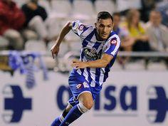 Arsenal 'close to signing Everton target Lucas Perez from Deportivo La Coruna'