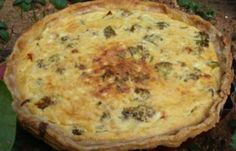 Quiche de Verduras Thermomix | Quiche Thermomix | Mis Recetas Thermomix