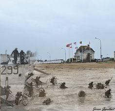 Juno Beach Bicycle Landing