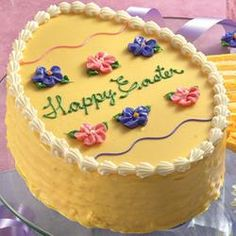 Happy Easter Cake - Bakery  $34.99 #pintowingifts
