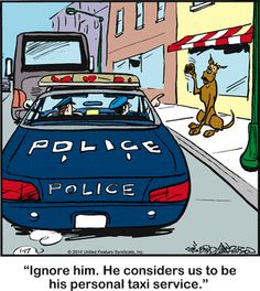 Marmaduke comic for Jan/17/14