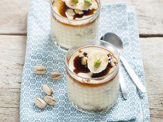 - Libelle Lekker! Dessert Blog, Dessert Recipes, Food N, Recipe Images, Puddings, Mousse, Panna Cotta, Banana, Sweets