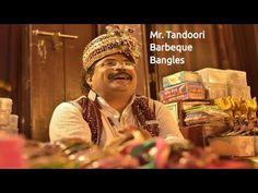 Doha, Souq Waqif, Mr. Bangles. Tandoori Barbeque bangles