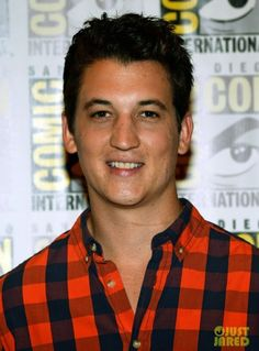 Divergent Movie Photo Shoot Stills from San Diego Comic Con #SDCC ~ Miles Teller (to play Peter). He's additionally going to be playing the main character Sutter alongside Shailene Woodley in the Film adaptation of the Book The Spectacular Now written by Scott Neustadter and Directed by James Ponsoldt. It looks like a great movie and interesting book.