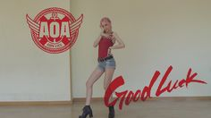 AOA - Good Luck [Dance Cover by NIG]