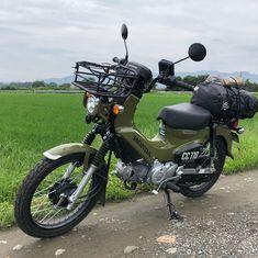 Scooter Bike, Moto Bike, Motorcycle Types, Motorcycle Engine, Honda Motorcycles, Cars And Motorcycles, Classic Bikes, Classic Cars, Brat Cafe