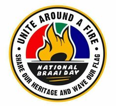 Our mission is to position National Braai Day as South Africa's annual day of celebration. South Africans gathering around fires being the central theme. Heritage Day South Africa, Africa Quotes, Braai Recipes, Venison Recipes, Biltong, Great Friends, Juventus Logo, Quote Of The Day, Clip Art