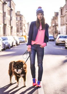 Walking Style: Tips By Wendy H Gilmour of UK Fashion Blog Thank Fifi