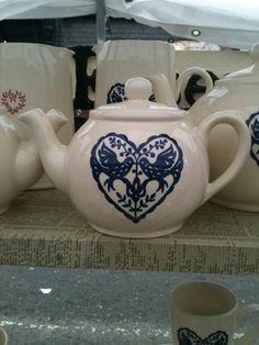 Stoke on Trent ceramics from Priddy Essentials