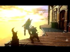Styx Shards of Darkness - NEW Gameplay Trailer (Stealth Adventure Game 2...