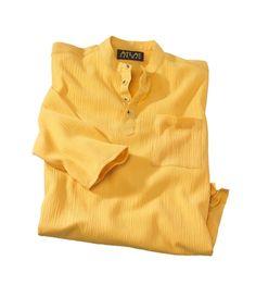 Chemise Crepon Sun : http://www.atlasformen.fr/products/grandes-tailles/chemise-crepon-sun/13478.aspx