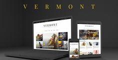 Download Vermont - WordPress Magazine and Blog Theme Nulled Latest Version