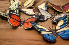 The Butterfly Effect on Behance