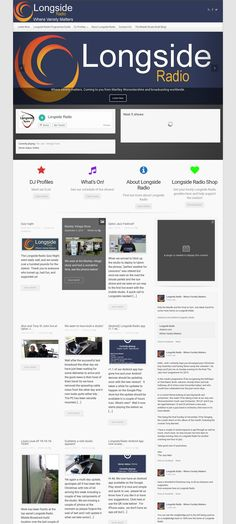 WordPress site millie.at uses the Pinnacle wordpress template ...