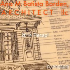 A recap of Ana M Batista Borden, Architect LLC in Looking forward to sharing what's on the for Schematic Design, Architectural Services, Drawing Board, City, Business, Artist, Artists, Drafting Desk