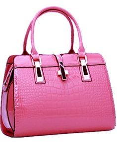 4cdaf107001 Generic Women s Hobo Bag PU Leather Handbag Purse Bags Barbie Pink      Check out the image by visiting the link.
