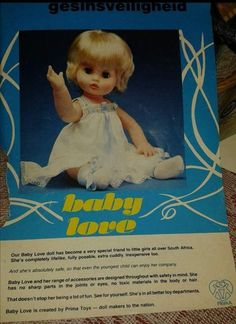 Our Baby, Baby Love, No One Loves Me, Baby Accessories, Doll Clothes, First Love, Dolls, Children, Collection