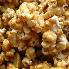 Toffee Popcorn @ allrecipes.co.uk