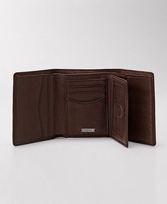 Fossil Wallet, Midway Leather Trifold Wallet - Mens Belts, Wallets Accessories - Macy's