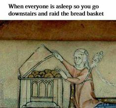 Funny Art History Humor Hilarious 41 Ideas For 2019 Renaissance Memes, Medieval Memes, Memes Humor, Funny Memes, Hilarious, Funny Quotes, Art History Memes, Funny History, Classical Art Memes