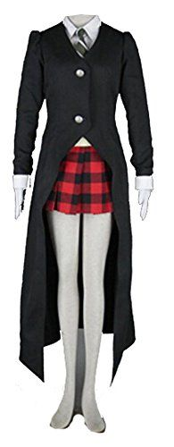 Miccostumes Womens One Punch Man Tornado of Terror Cosplay Costume women l ** Be sure to check out this awesome product.