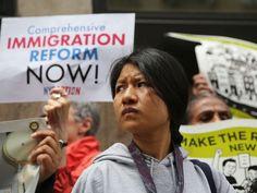 Senate passes sweeping rewrite of immigration laws