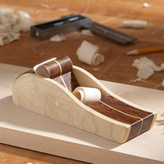 Shop-made Hand Plane Woodworking Plan from WOOD Magazine