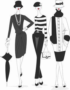 Tu Estilo A Diario : Historia de la Moda: Coco Chanel