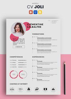 Creative Cv Template, Cv Design Template, Creative Resume Design, Cv Inspiration, Graphic Design Inspiration, Cv Digital, Beau Cv, Foto Cv, Graphic Design Resume