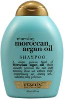 Organix Renewing Moroccan Argan Oil Shampoo. Sulfate free. Perfect for us curly girls whos hair gets dry after shampooing!