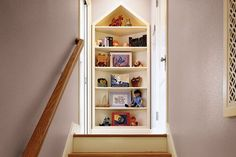 4 Tips for Finishing an Attic #home | http://best-home-design-collections.blogspot.com