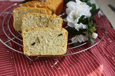 Gluten Free Coconut Bread