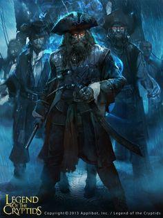Pirata envolved
