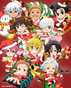 Child of The sins {A boku no hero fanfic} Kawaii Chibi, Anime Chibi, Manga Anime, Seven Deadly Sins Anime, 7 Deadly Sins, Anime Angel, Anime Demon, Seven Deady Sins, 7 Sins