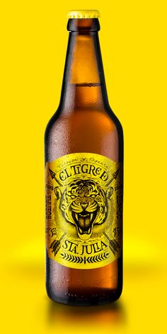 El Tigre de Santa Julia on Packaging of the World - Creative Package Design Gallery